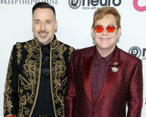 TOM FORD, LADY GAGA, ROB LOWE CELEBRATE ELTON JOHN