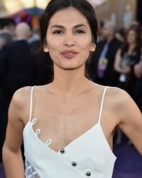 ELODIE YUNG IN SHEER WHITE