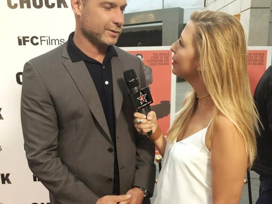 LIEV SCHREIBER TALKS CHUCK, FAME, CO-PARENTING WITH NAOMI WATTS