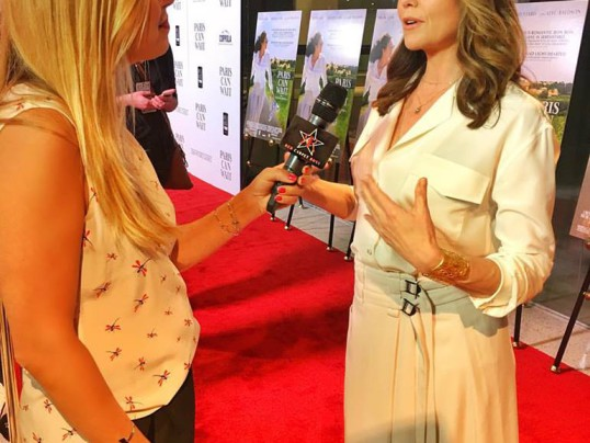 VIDEO: DIANE LANE TALKS LIVING SPONTANEOUSLY