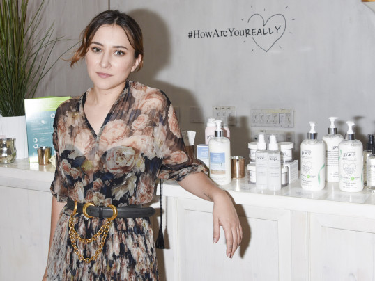 ZELDA WILLIAMS HOSTS HOPE & GRACE LUNCHEON