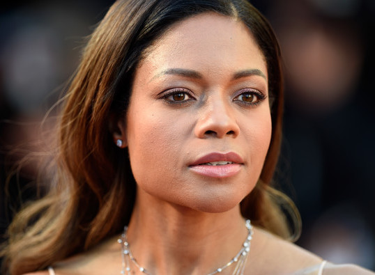 NAOMIE HARRIS GIVING US UNICORN VIBES AT CANNES