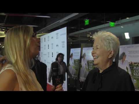 VIDEO: ELEANOR COPPOLA TALKS FILMMAKING + WINE