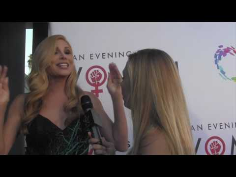 CANDIS CAYNE TALKS EMPOWERING WOMEN + CAITLYN JENNER