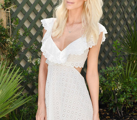 POPPY DELEVINGNE IN ZIMMERMANN