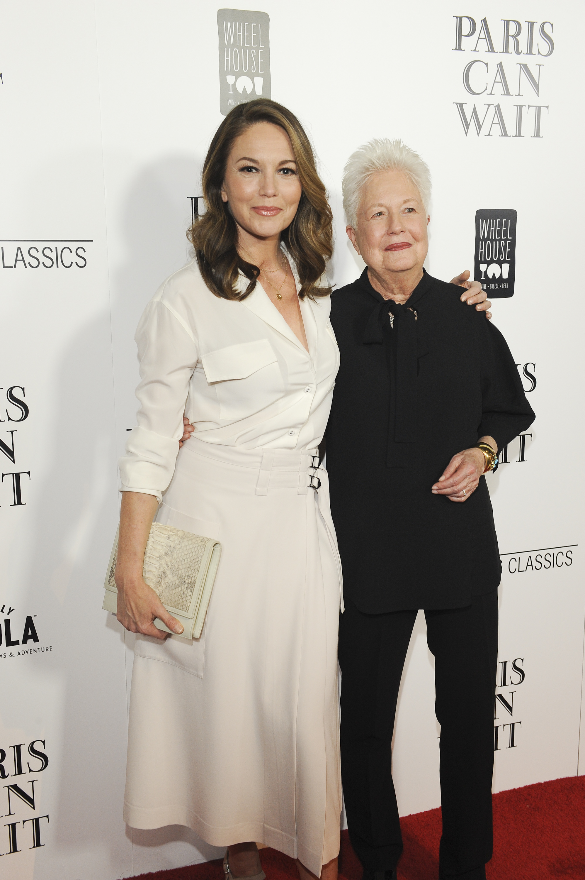 Diane Lane and Eleanor Coppola