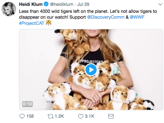 heidi klum screen shot