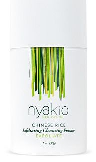 CURRENT OBSESSION: NYAKIO EXFOLIATING ESSENTIALS