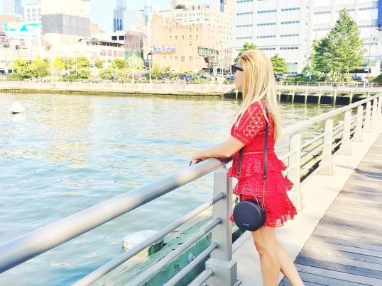 self-portrait red dress 2