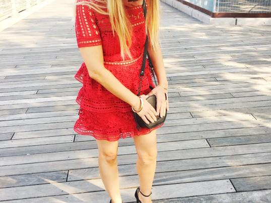 self-portrait red dress 4