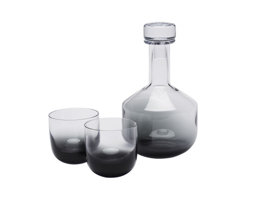 TOM DIXON TANK WHISKEY DECANTER