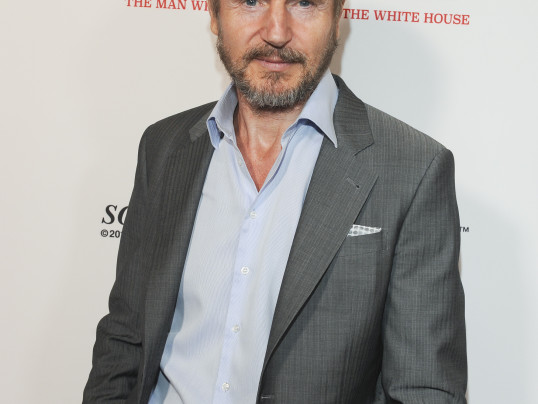 VIDEO: LIAM NEESON TALKS TAKING ON MARK FELT