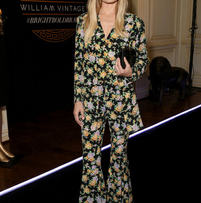 KATE BOSWORTH IN ALL OVER FLORAL