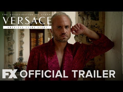 THE ASSASSINATION OF GIANNI VERSACE TRAILER IS HERE