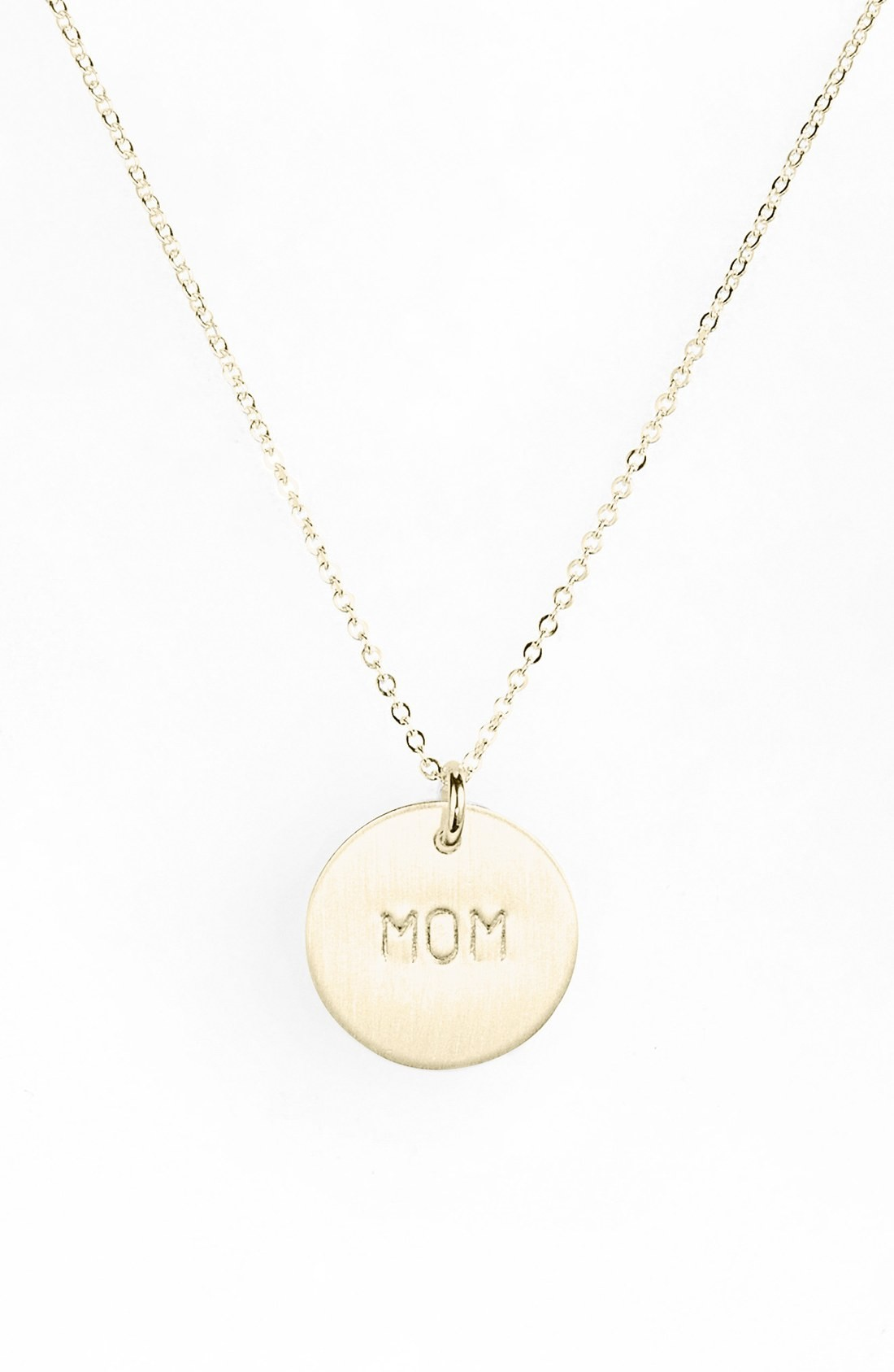 Nashelle Mom Necklace