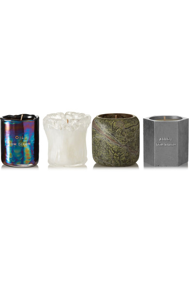 Tom Dixon Candle Set