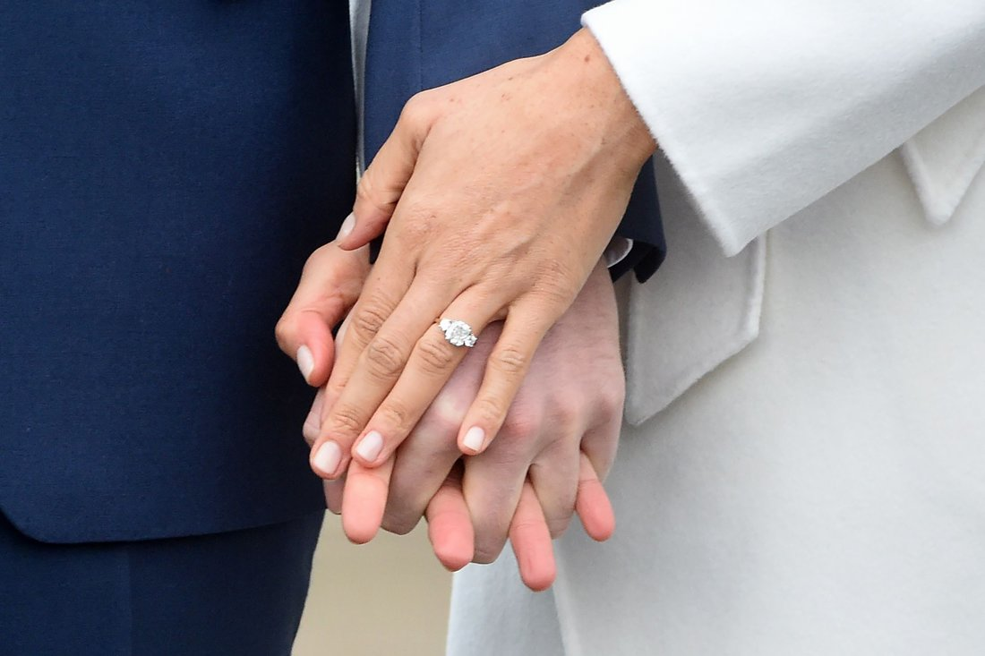 Prince Harry and Meghan Markle 2