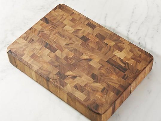 Crate & Barrel Cutting Board