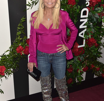 KRISTIN CHENOWETH, CONNIE BRITTON TALK STYLE MUST-HAVES
