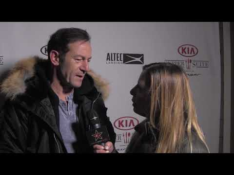JASON ISAACS TALKS THE OA,PARTYING WITH ARMIE HAMMER