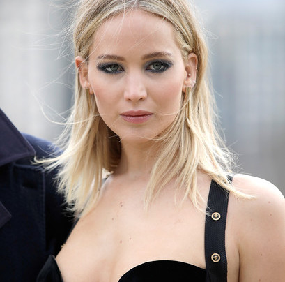 JENNIFER LAWRENCE IN LONDON FOR RED SPARROW