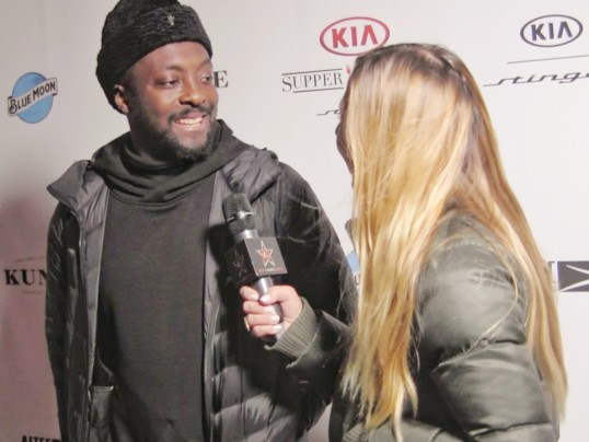 CHLOE GRACE MORETZ, WILL.I.AM, OTHERS TALK SUNDANCE