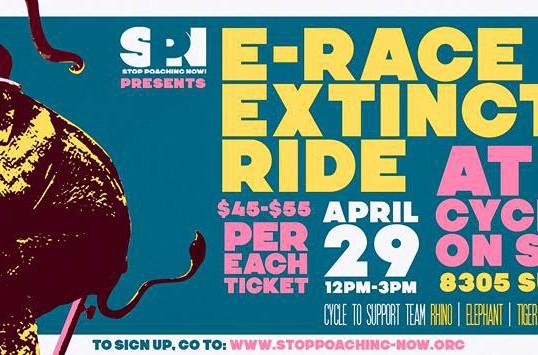 E-Race Extinction Ride