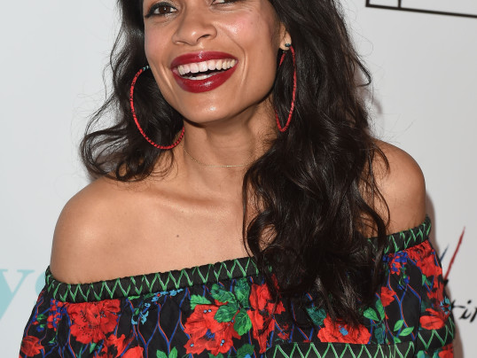 VIDEO: ROSARIO DAWSON, WILLIAM H. MACY, FELICITY HUFFMAN TALK KRYSTAL