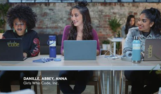 COVERGIRL IS PARTNERING WITH GIRLS WHO CODE