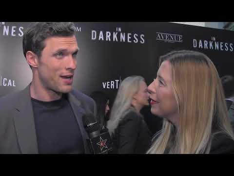 VIDEO: NATALIE DORMER + ED SKREIN TALK IN DARKNESS