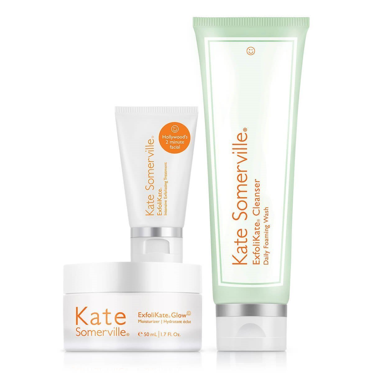 Kate Somerville ExfoliKate Glow Set