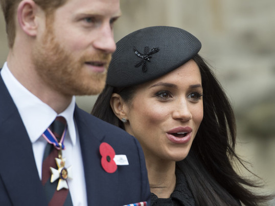 ROYAL WEDDING SCHEDULE + CELEBRITY ATTENDEES