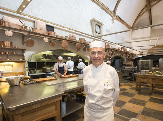 Head Chef Mark Flanagan