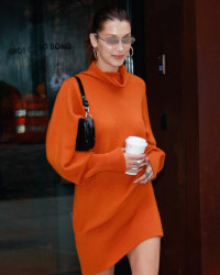 BELLA HADID IS READY FOR FALL