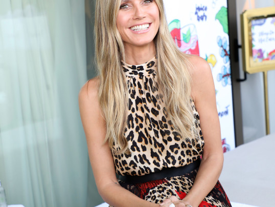 VIDEO: HEIDI KLUM TALKS HER FAVORITE PROJECT RUNWAY DESIGNER