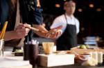 sushi chef omakase