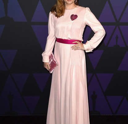 AMY ADAMS AT THE GOVERNORS AWARDS