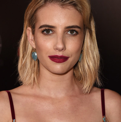 EMMA ROBERTS TALKS DATING + DESIGNING A FASHION LINE
