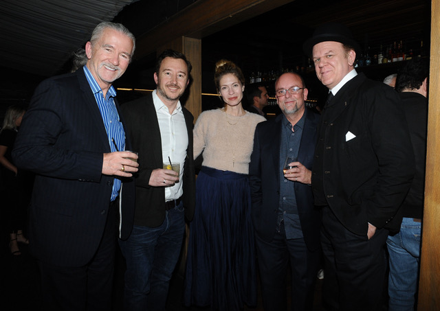 "SONY Picture Classics Presents ""Stan & Ollie"" Special Screening After-party hosted By Guillotine Vodka"