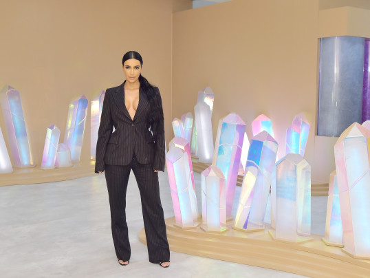 WIN A CHANCE TO MEET KIM KARDASHIAN WEST
