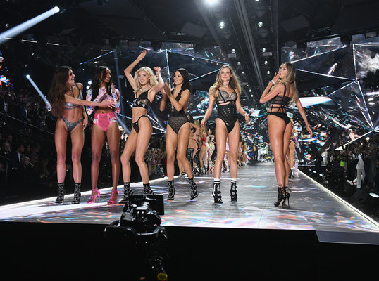 CELEBRATING THE VICTORIA'S SECRET FASHION SHOW