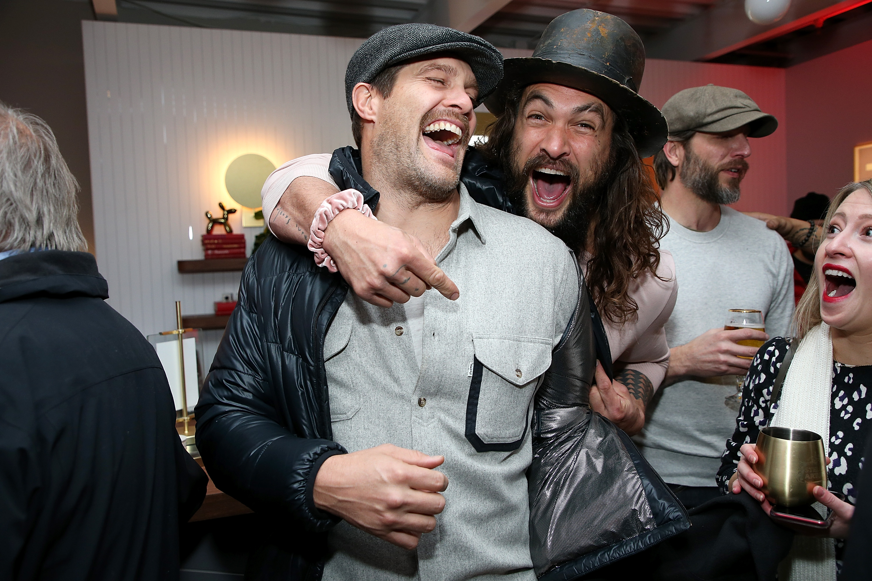 geoff stults and jason momoa