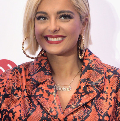 BEBE REXHA CAN'T FIND A DESIGNER WHO WILL DRESS HER