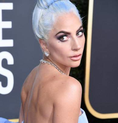 HOW TO GET LADY GAGA'S GOLDEN GLOBES HAIR