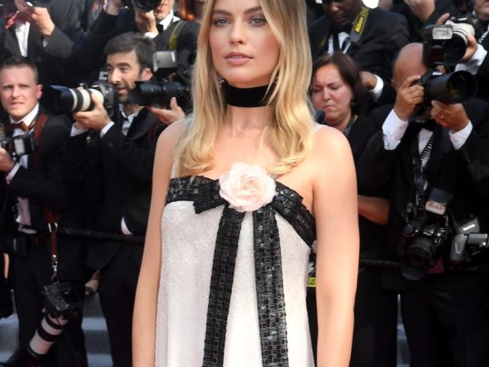 MARGOT ROBBIE AT THE CANNES FILM FESTIVAL
