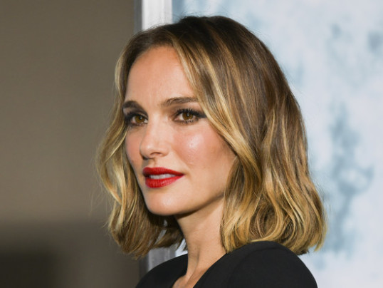 NATALIE PORTMAN TAKES THE PLUNGE AT LUCY IN THE SKY