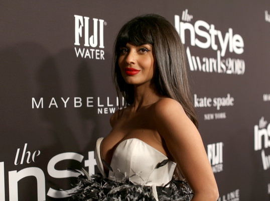 JAMEELA JAMIL AT THE INSTYLE AWARDS
