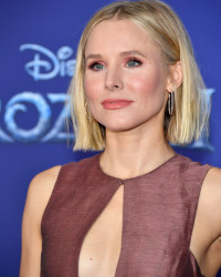 KRISTEN BELL AT THE FROZEN 2 PREMIERE