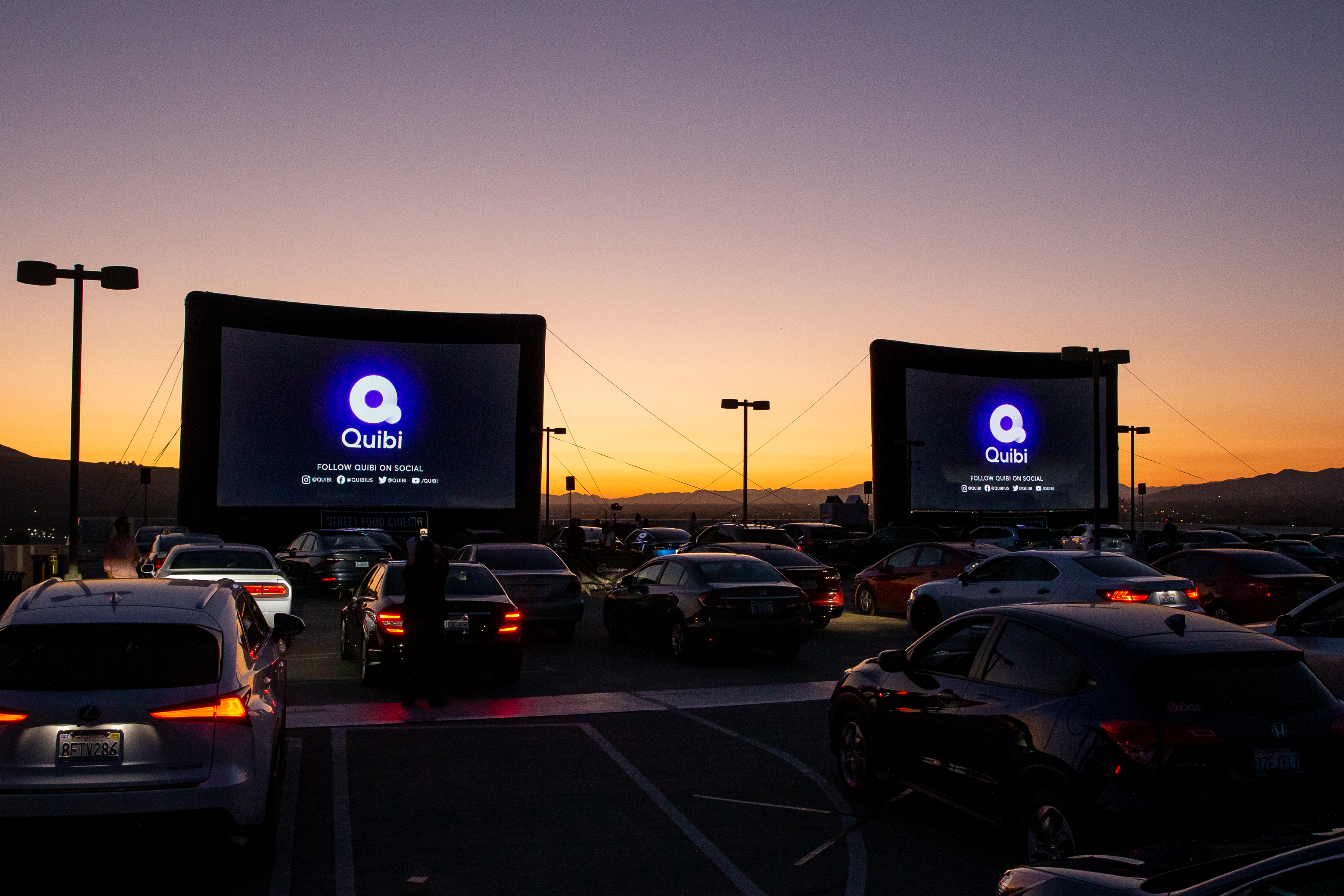 Quibi & Collider Present A Drive-In Screening of the Series, The Stranger