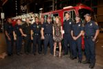 EXITUS WINE HONORS THE FIREFIGHTERS